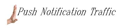 push notification traffic logo
